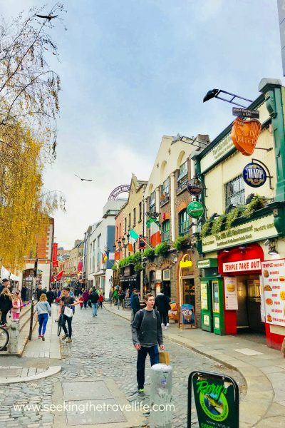 First Timer's Guide to Dublin – When Short on Time