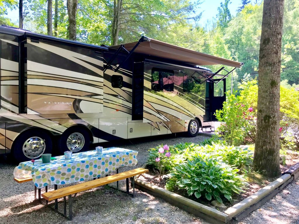 fbfbf5a86 Through trial and error, and recommendations from trusted RV'ers, here are  our 8 favorite RV friendly campgrounds in The Carolina's and Virginia: