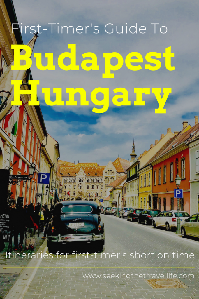 First timers guide to Budapest. 1, 2, or 3 day itineraries to Budapest when you're short on time.